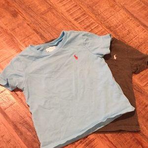 Ralph Lauren Bundle (2) Boys Shirts 24M and 18M